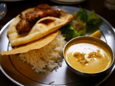 超人気店のあの店は、カレー百名店EAST2019だった!@印度料理シタール