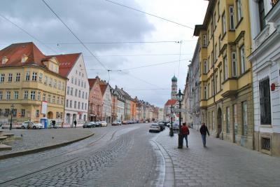 新年号を旅先でむかえる☆南ドイツ&ちょっとだけオーストリア6日間の個人旅  1日目