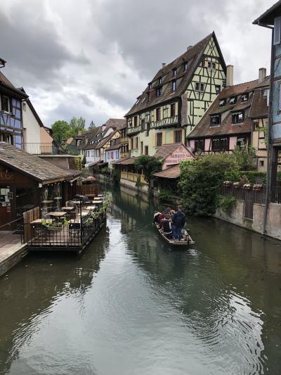2019年GW オランダ・フランス・ドイツに行って来ました。Part.4.フランス②コルマール