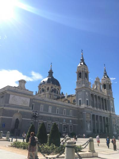2年連続3度目のスペイン旅 マドリード