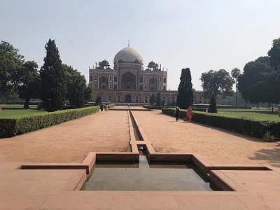 インド ニューデリー・ジャイプール・アグラ 7つの世界遺産 3泊5日の旅 1 ニューデリー