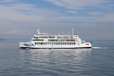 11年ぶりの小豆島 両備フェリーオリンピアドリーム船の旅