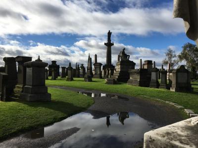 2016/10/12~27:スコットランド&イングランド旅行記 ~そうだ、仕事辞めてスコットランドに行こう!~⑦グラスゴー観光