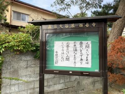 朝散歩、秋田 台風19号接近