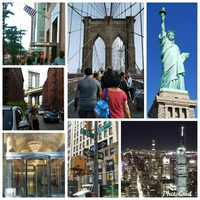 初ニューヨーク・女1人旅①