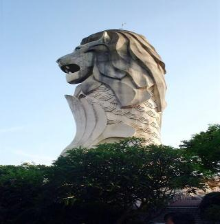 村恵シンガポール観光旅行20011201-1202