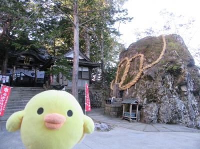 山梨県 身延町と早川町をたびするトリ