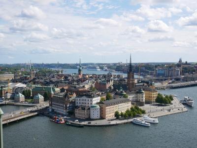 ラトビア~エストニア~スウェーデン旅行