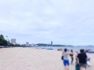 2泊3日 バンコクからパタヤビーチまで