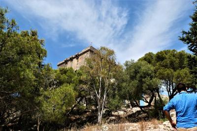 魅惑のシチリア×プーリア♪ Vol.686 ☆サンタ・カテリーナ:トッレ(見張りの塔)へ歩く♪