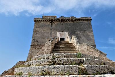 魅惑のシチリア×プーリア♪ Vol.688 ☆サンタ・カテリーナ:アルト・トッレの美しい階段♪