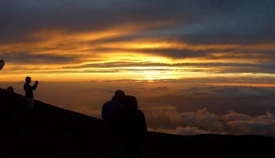 2019年サマーバケーションは9度目のハワイ島+初のマウイ島10日間(*^-^*)7日目Part3~マウイ島・ハレアカラ山頂上ドライブ~!!