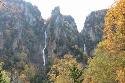 10日間釧路に滞在して道東巡りの旅(その4、層雲峡・然別湖観光)