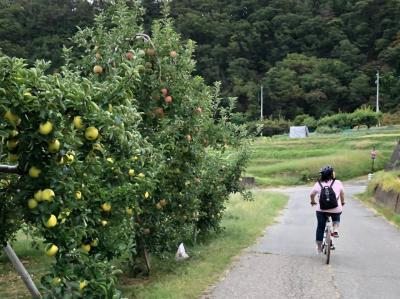 上山田温泉でサイクリング その3 田園地帯を走って寺巡り。