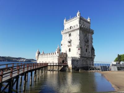 家族でバルセロナ・ポルトガル リスボン2日目前半