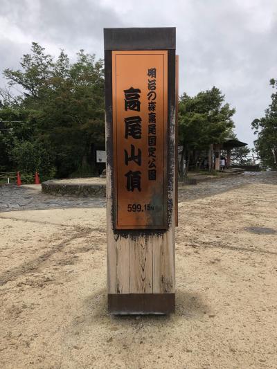 2年ぶりの高尾山登山