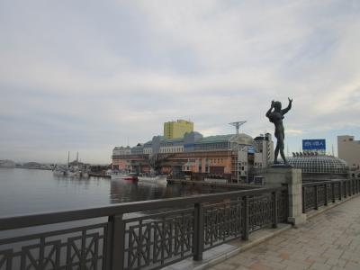 北海道ロングドライブ旅・P8:釧路ホテルステイ