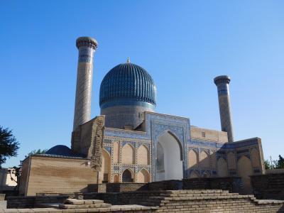 ウズベキスタン旅行記 4