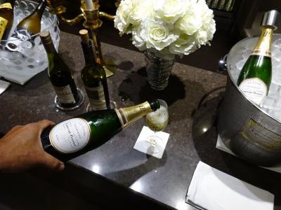 シャンパンな旅@JALファーストラウンジ+α・6回目のホーチミン(その1)