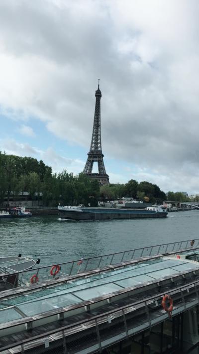 ハラハラドキドキ 初めてのパリ個人旅行①    関空からパリへ