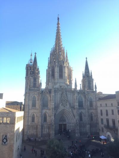 スペイン旅行記vol.3 ホテル、ピカソ美術館、カタルーニャ音楽堂