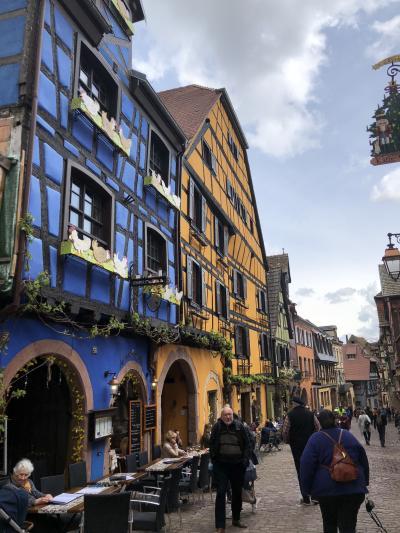 2019年GW オランダ・フランス・ドイツに行って来ました。Part.5.フランス③リクヴィール