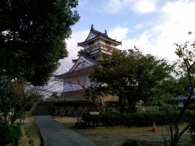 台風19号の影響を受け観月祭の初日が中止になった城下町杵築です!!