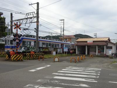 和歌山周辺のローカル私鉄に乗りに行った【その2】 いきなり番外編・南海多奈川線沿線を歩く
