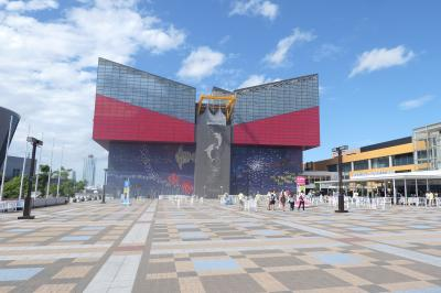 2019年大阪の旅1日目前編(海遊館)