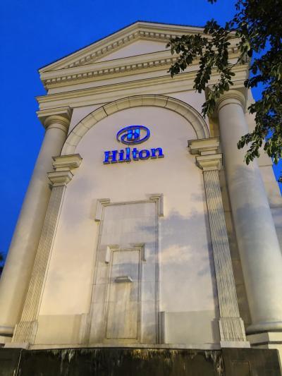 初めてのベトナム旅、台風が来る前に出発!①JAL's SALON&ヒルトンハノイ
