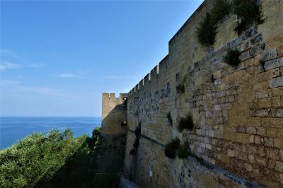 魅惑のシチリア×プーリア♪ Vol.705 ☆カストロ:懐かしのカストロ 美しい城壁や古城を眺めて♪