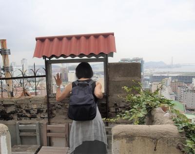 2019年秋の釜山旅行②イバグギルへ、そして釜山グルメを堪能。