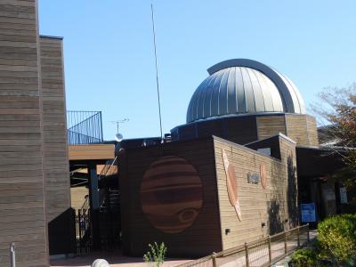 八女・星の文化館と星のふるさと公園