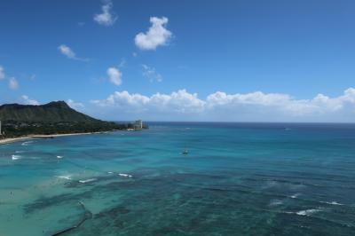 Hawaii ハワイ・オアフ島 2019年9月~10月 Vol.1 出発~1日目