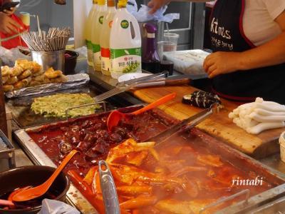 秋夕(チュソク)の釜山 リピーターの私が初海外へご案内する食べ歩き