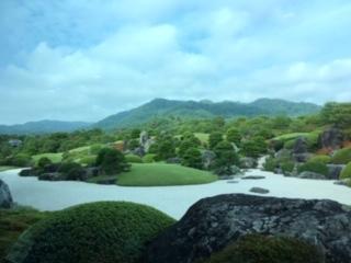 厳島神社、出雲大社、玉造温泉、足立美術館の旅