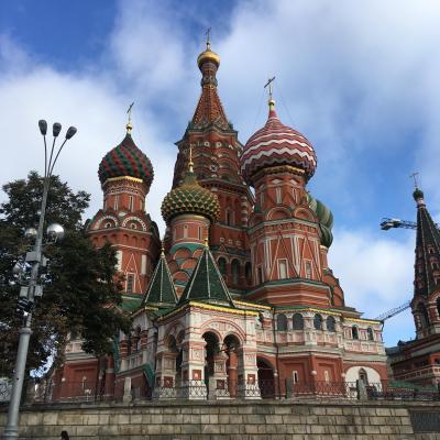 一人でロシア_モスクワーサンクトペテルブルク#4赤の広場とクレムリンそしてバレエ