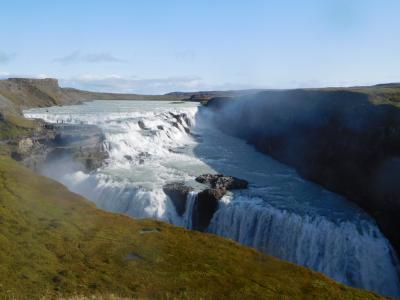 大自然の絶景に出会う!アイスランド周遊ドライブの旅(その8)~ゴールデンサークル観光~