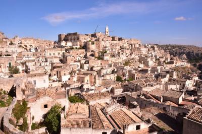 イタリア南部に行ってきましたぁ。