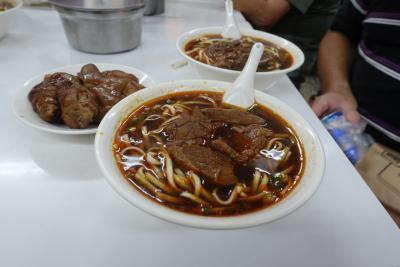 2年ぶりの台北はやっぱり美味かった! ☆☆☆その2:老舗魯肉飯、牛肉麺の編☆☆☆