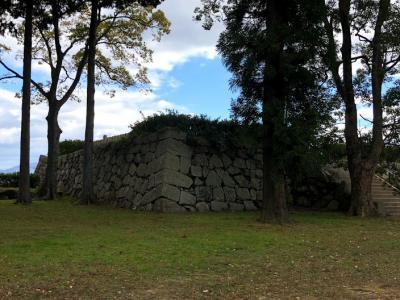 日本百名城を訪ねて:No.57篠山城~篠山探検記