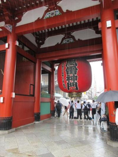 寺社探し【東京(浅草寺・Sensoji temple)編】