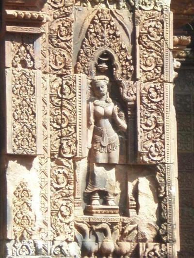 カンボジア シュムリアップ4日間遺跡巡りざんまい アンコール遺跡群 3日目