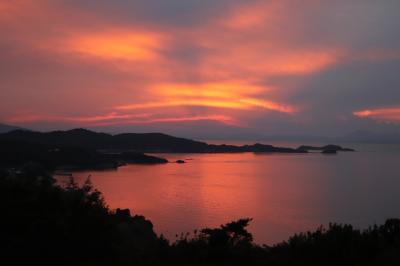 小豆島観光地巡り 土渕海峡 エンジェルロード ふるさと村 夕陽の丘 小豆島大観音