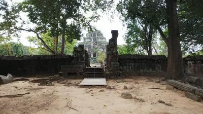 カンボジア シュムリアップ4日間遺跡巡りざんまい アンコール遺跡群 4日目