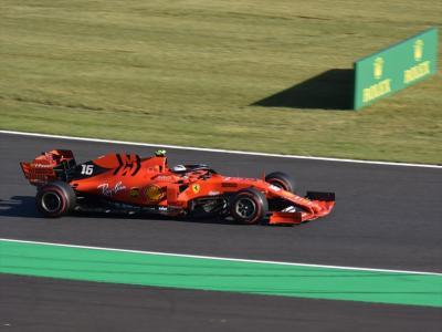 鈴鹿(2019 F1 日本グランプリ)
