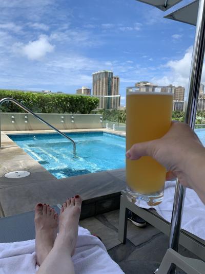 オアフ島/クラフトビール堪能の旅 ~The Ritz-Carlton Residences, Waikiki Beach~