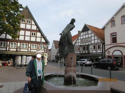 番外編:Blombergブロムベルク・アルハイトの盗みと巡礼地となった泉の話