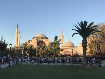 ちょこっとイスタンブール(1)