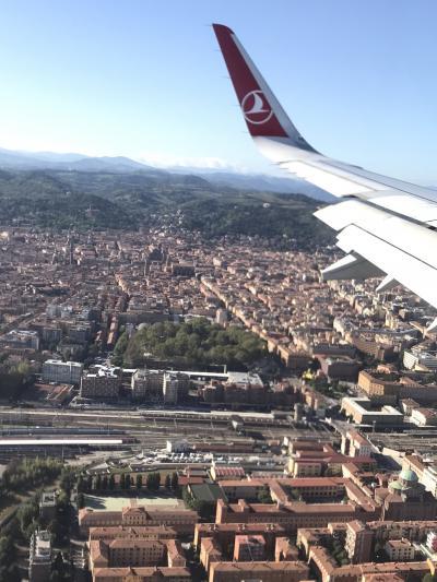 ボローニャを拠点としてイタリアを歩く(1)